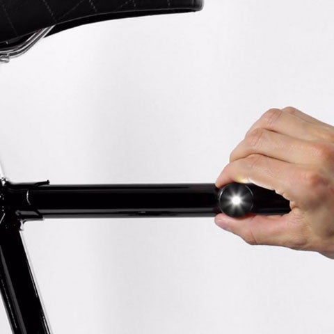 Buy Lucetta Magnetic Bike Lights and other gifts online - The Fowndry