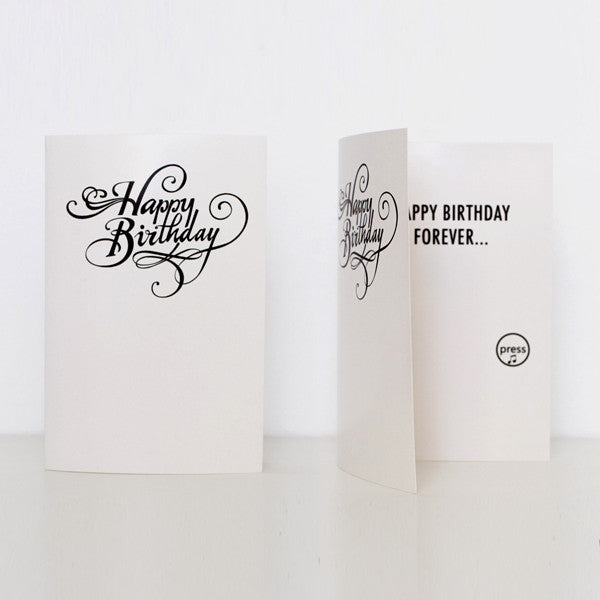 Prank Musical Greeting Cards - Happy Birthday version