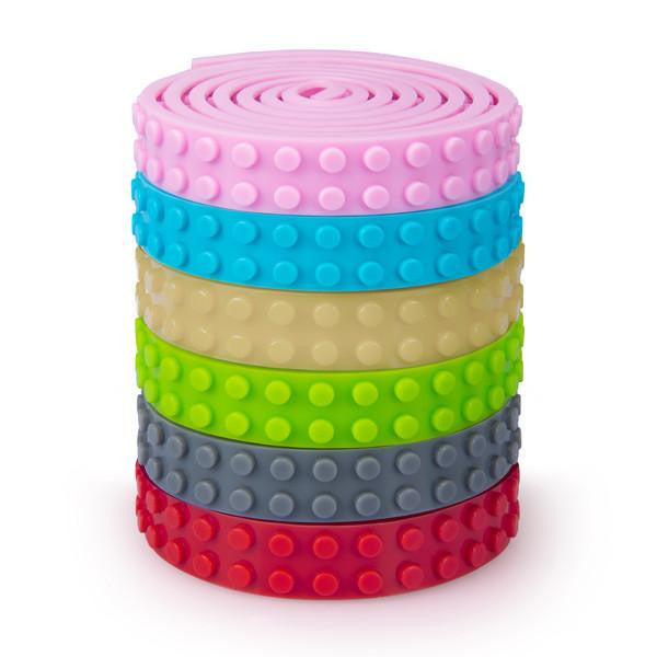 Buy Mayka Toy Block Tape - 1m 2 Stud and other gifts online - The Fowndry