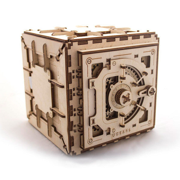 Buy UGEARS Safe Construction Kit and other gifts online - The Fowndry