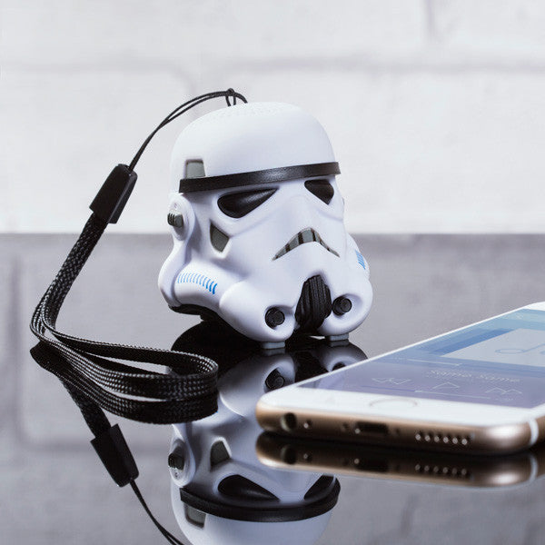 Buy The Original Stormtrooper Mini Speaker and other gifts online - The Fowndry