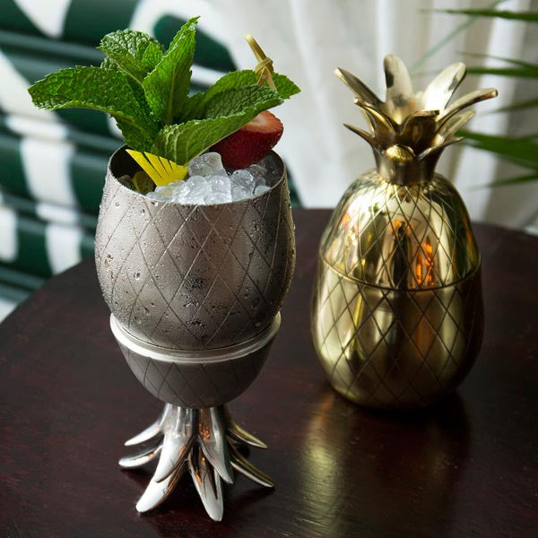 Buy Pineapple Tumblers and other gifts online - The Fowndry