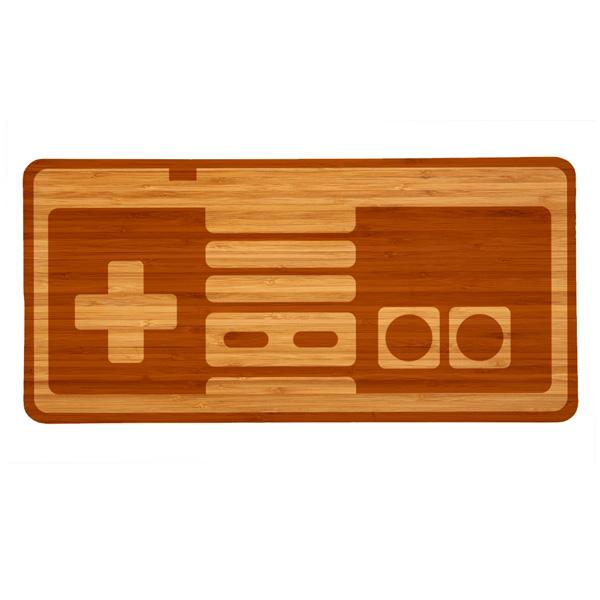 8-Bit Chopping Board controller version on a white background