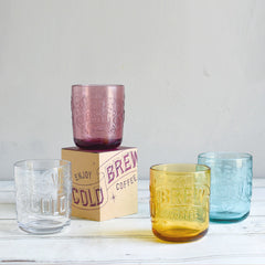 Iced Coffee & Cold Brew Tumblers