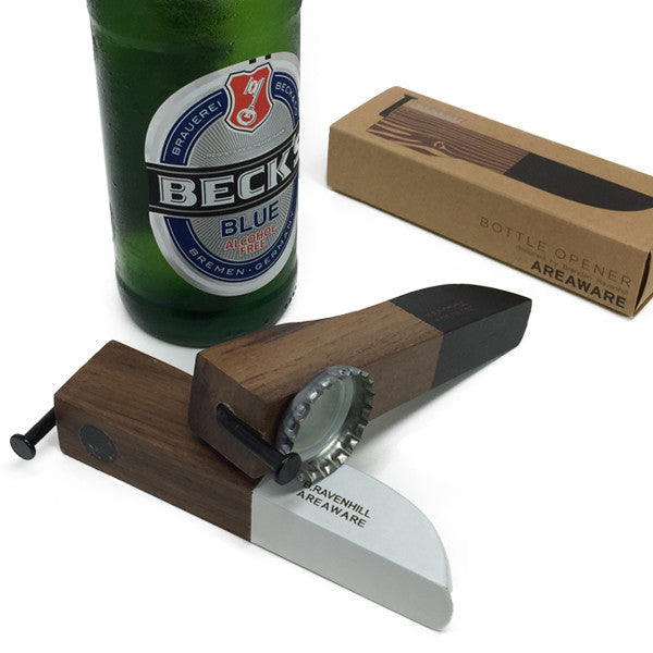 Buy Bent Nail Bottle Opener and other gifts online - The Fowndry