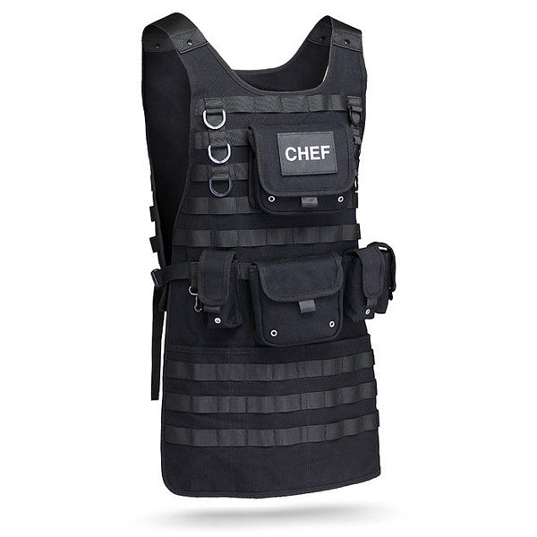 Buy Tactical Chef Apron and other gifts online - The Fowndry