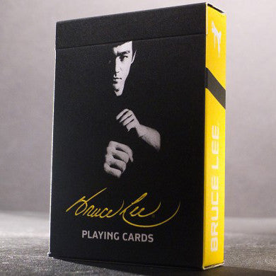 Buy Bruce Lee Playing Cards and other gifts online - The Fowndry
