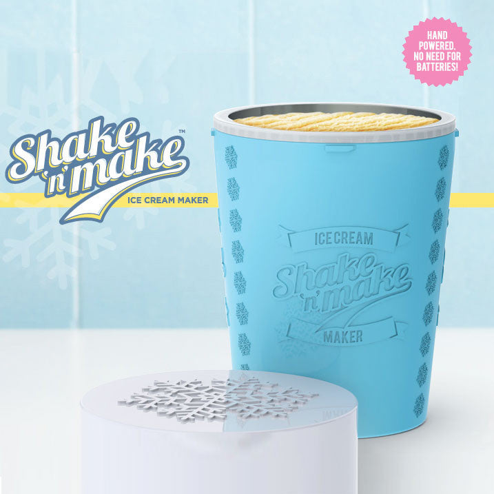 Shake 'n' Make Ice Cream Maker - TheFowndry.com