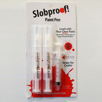 Buy Slobproof! Paint Retouching Pens and other gifts online - The Fowndry