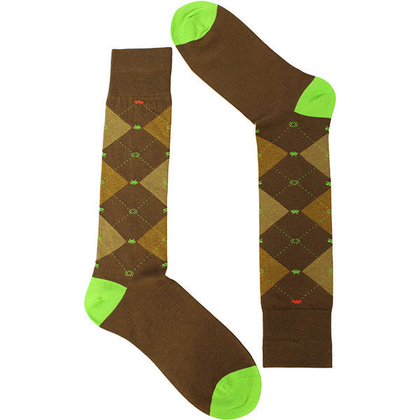 Buy Space Invader Socks and other gifts online - The Fowndry