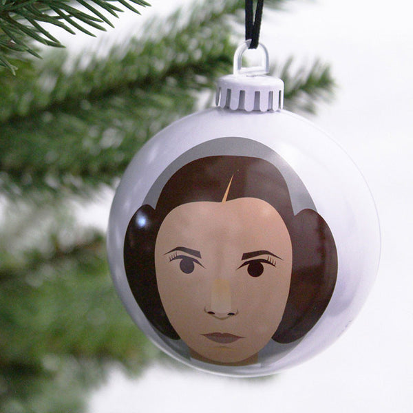 Buy Star Wars Christmas Baubles and other gifts online - The Fowndry