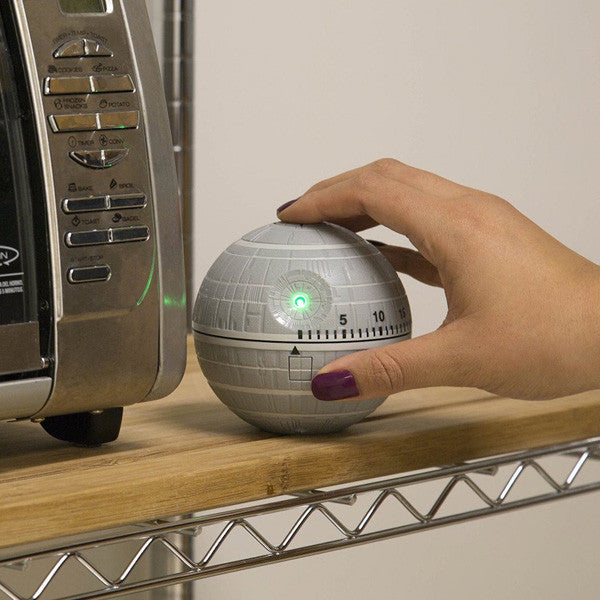 Death Star Kitchen Timer - Only £16.99 - The Fowndry