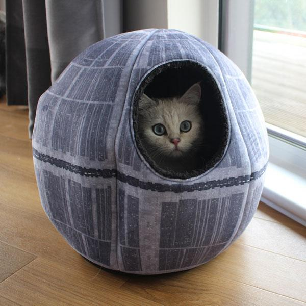 Buy Star Wars™ Death Star Pet Cave and other gifts online - The Fowndry