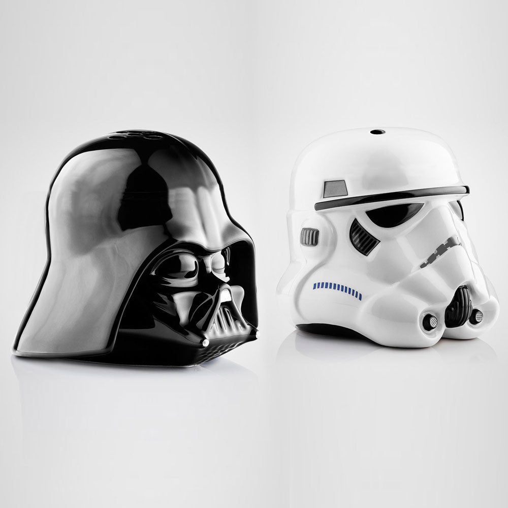 Star Wars Empire Salt and Pepper Shakers - Only £12.99 - The Fowndry