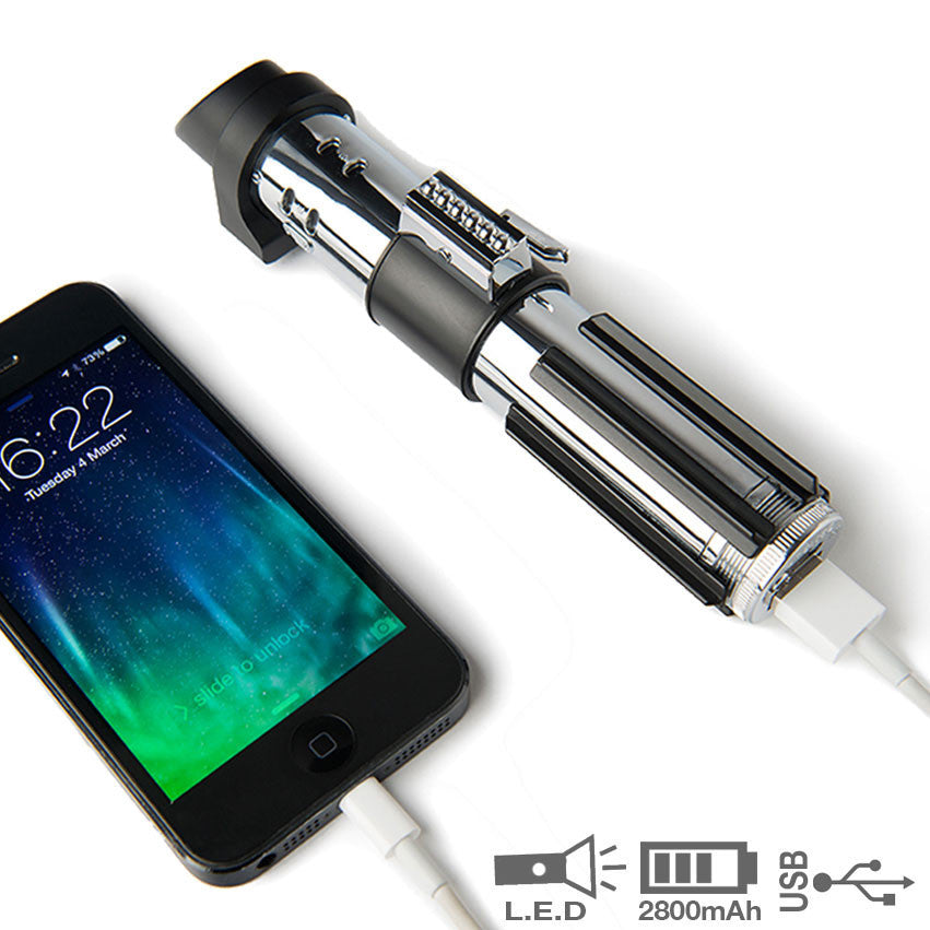 Star Wars Lightsaber Phone Charger