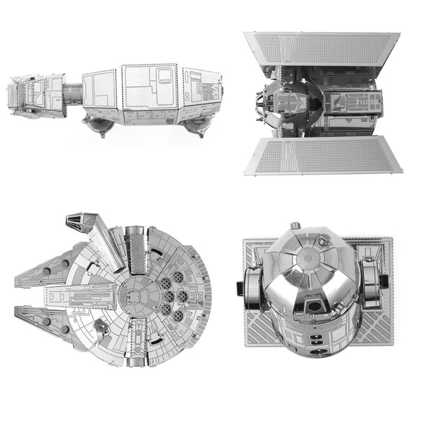 Buy Star Wars Miniature Metal Kits and other gifts online - The Fowndry