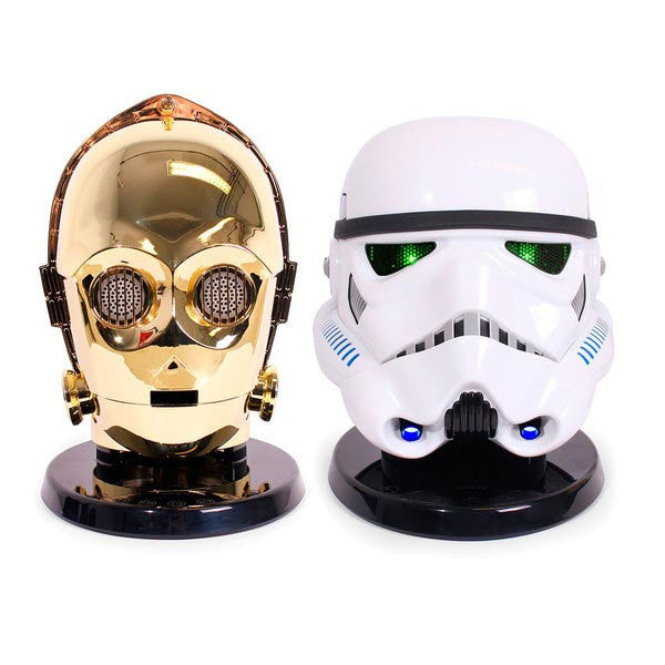 Buy Star Wars Portable Bluetooth Speaker and other gifts online - The Fowndry