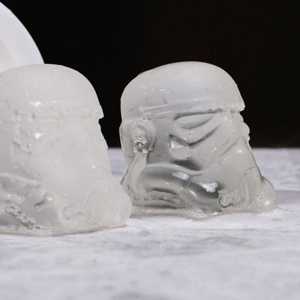 Buy The Original Stormtrooper Ice Cube Mould and other gifts online - The Fowndry