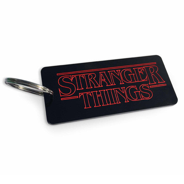 Buy Stranger Things Keyring and other gifts online - The Fowndry