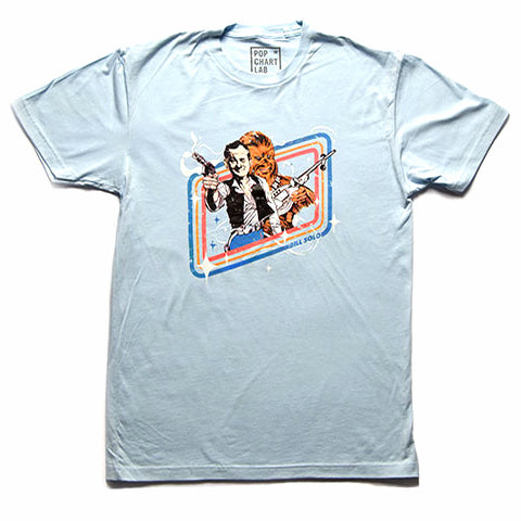 Buy Bill Solo T shirt and other gifts online - The Fowndry