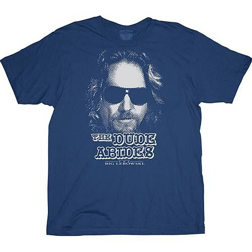 Buy The Dude Abides T-Shirt and other gifts online - The Fowndry