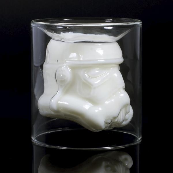 Buy The Original Stormtrooper Glass and other gifts online - The Fowndry