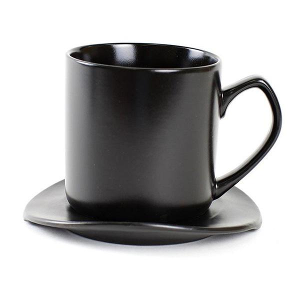 Buy Top Hat Coffee & Tea Cup And Saucer and other gifts online - The Fowndry