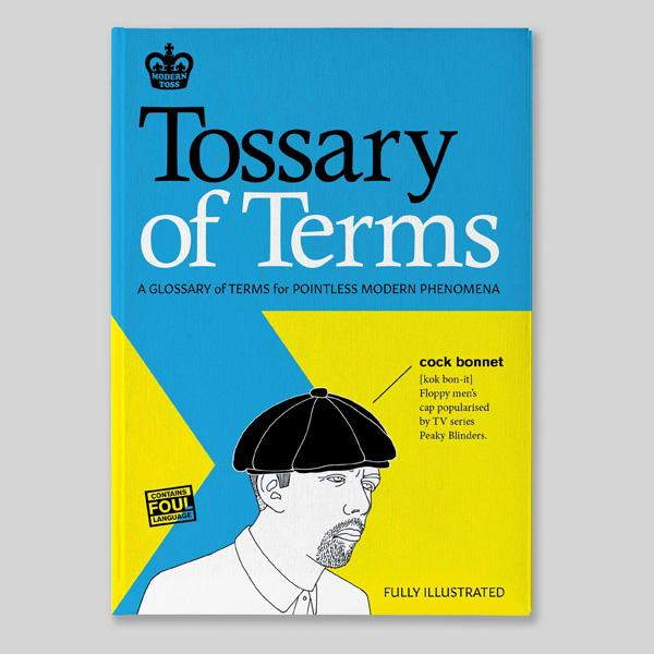 Modern Toss Tossary Of Terms - Buy at The Fowndry