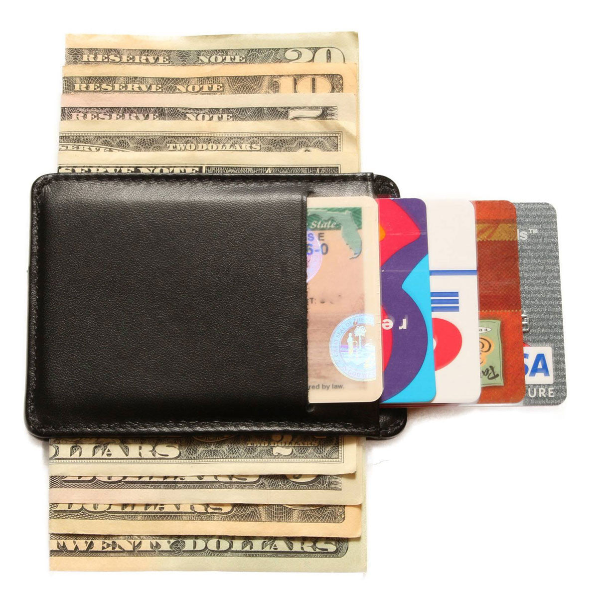 Tyni Wallet Ultra Slim Leather Wallet - Only £29.99 at www.TheFowndry.com