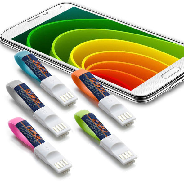 USB Charge Doubler Lightening Cable for iPhone