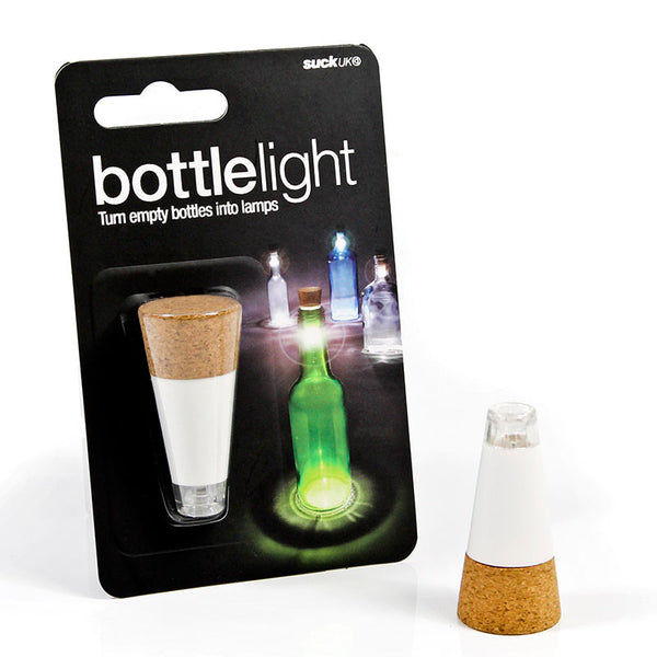 Buy USB Rechargeable Bottle Light and other gifts online - The Fowndry