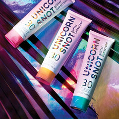Unicorn Snot Glitter Sunscreen