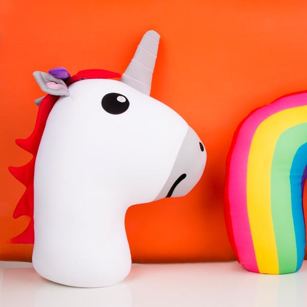 Buy Unicorn Zip N Flip Travel Pillow and other gifts online - The Fowndry