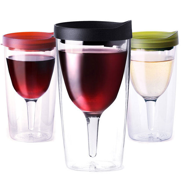 Buy Vino2Go The Portable Wine Glass and other gifts online - The Fowndry