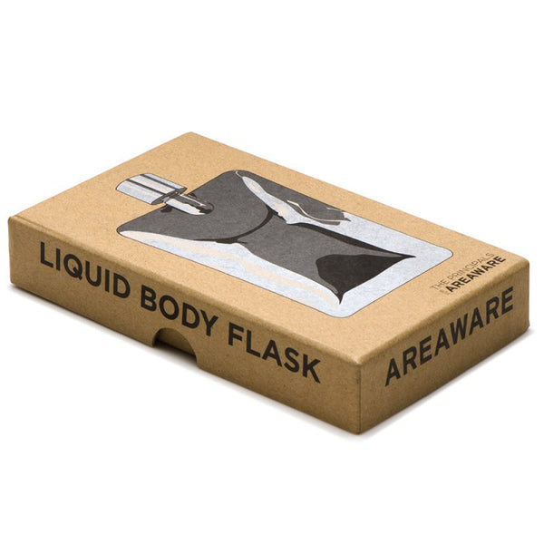 Buy Liquid Body Flask and other gifts online - The Fowndry