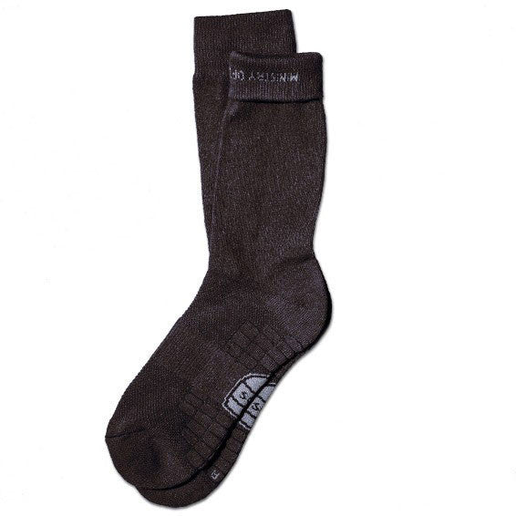 Atlas Performance Socks By Ministry of Supply - Black