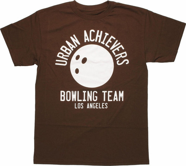 Buy The Big Lebowski Urban Achievers T-Shirt and other gifts online - The Fowndry
