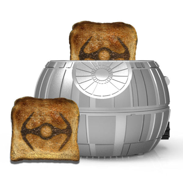 Buy Star Wars Death Star Toaster and other gifts online - The Fowndry