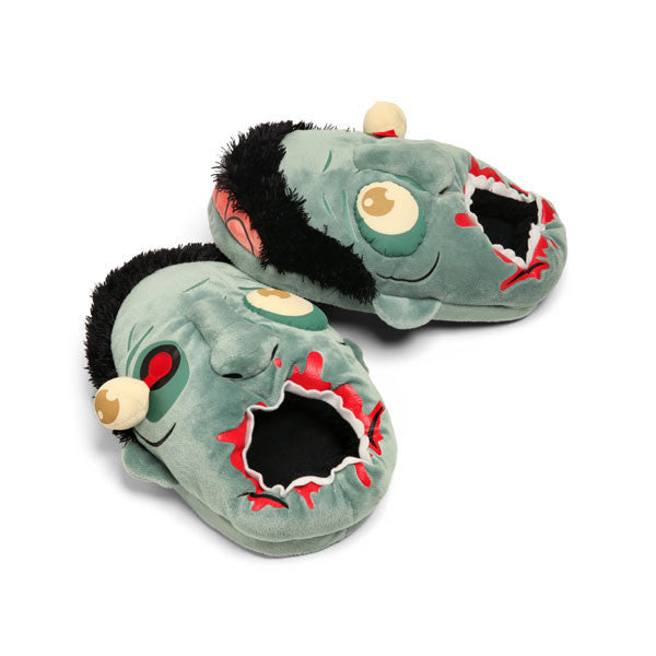 Buy Plush Zombie Slippers and other gifts online - The Fowndry