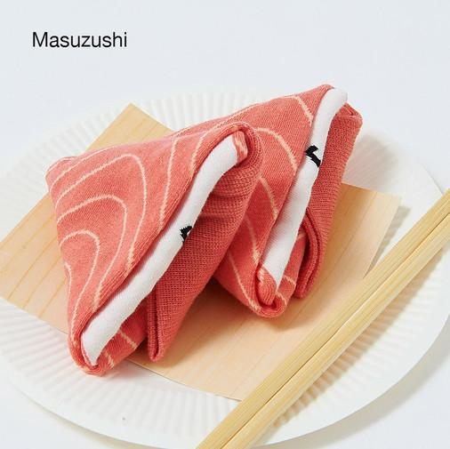Buy Sushi Socks and other gifts online - The Fowndry