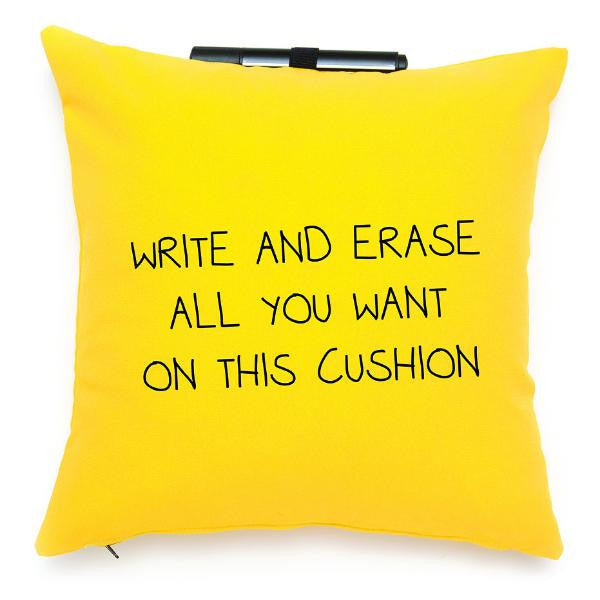 Buy Note Me Cushion and other gifts online - The Fowndry