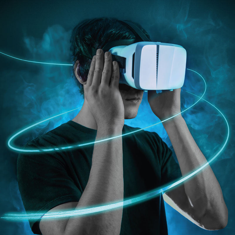 Immerse Plus Virtual Reality Headset - Only £19.99 - TheFowndry.com