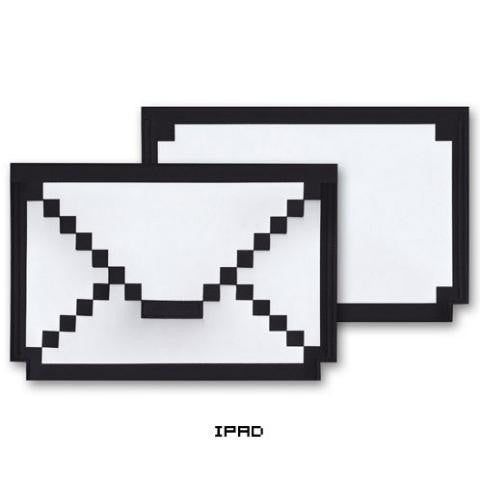 Buy 8-Bit iPad Sleeve and other gifts online - The Fowndry