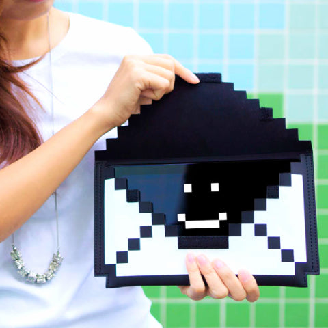 Geek 8-Bit iPad Mini Sleeve TheFowndry
