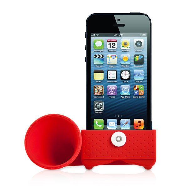 Buy Horn Stand for iPhone 5 and other gifts online - The Fowndry