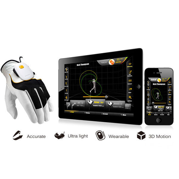 Buy GolfSense Smart Analyser and other gifts online - The Fowndry