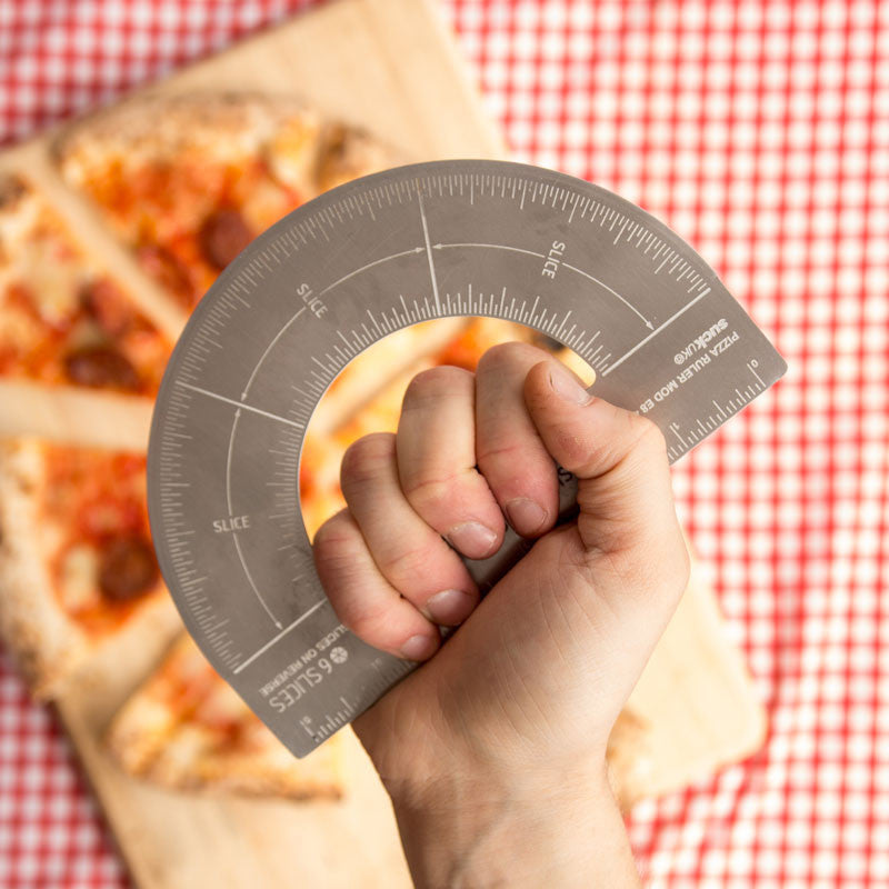 Protractor Pizza Cutter - Only £12.99 | The Fowndry.com