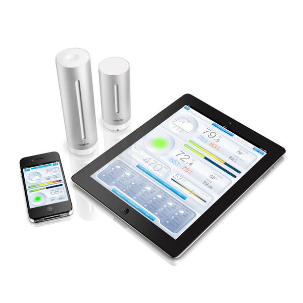 Buy Netatmo Smart Weather Station and other gifts online - The Fowndry