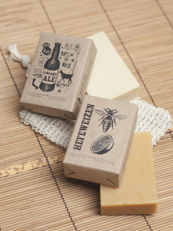 Beer Soap for Men