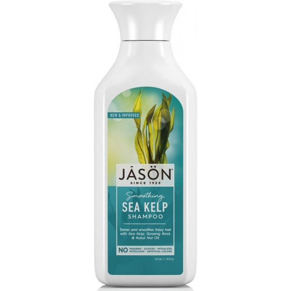 JĀSÖN Smoothing Sea Kelp Shampoo 473ml